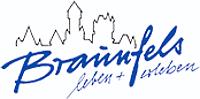 Das Logo der Stadt Braunfels. Grafik: Stadt Braunfels
